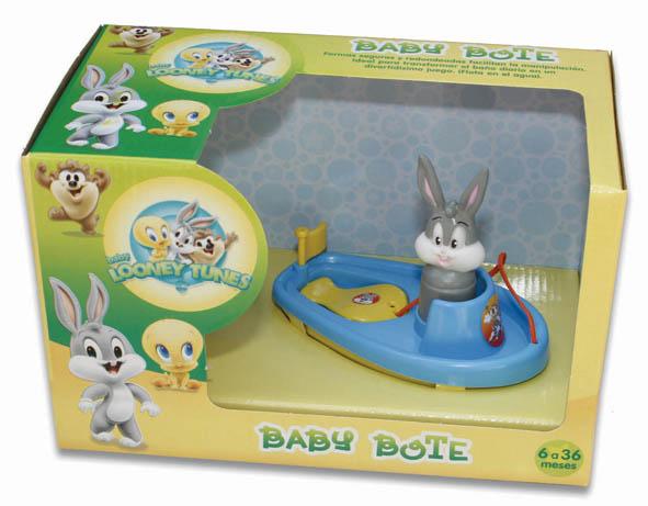 93040-BABY BOTE CELESTE