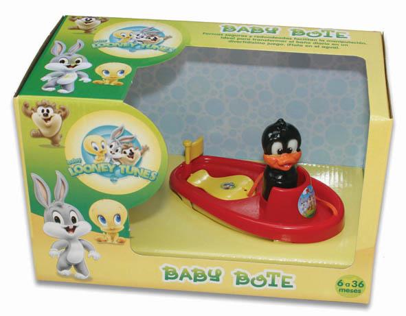 93040-BABY BOTE ROJO